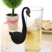 1-Pcs-Blanc-Noir-Nouveaut-Th-Infuser-Swan-Motif-L-che-Passoire-th-Herb-Spice-Filtre_103
