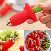Rouge-Fraise-D-cortiqueuse-Fraise-Top-Feuille-Remover-Gadget-Tomate-Tiges-Fruits-Couteau-Souches-Remover-Portable_31